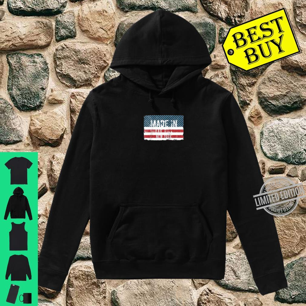 Made in Oak Hill, New York Shirt hoodie