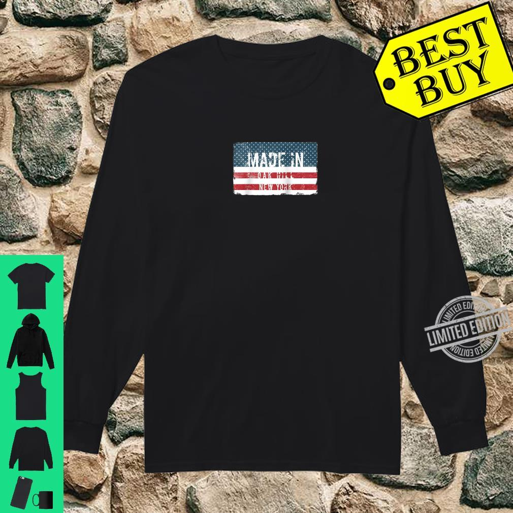 Made in Oak Hill, New York Shirt long sleeved