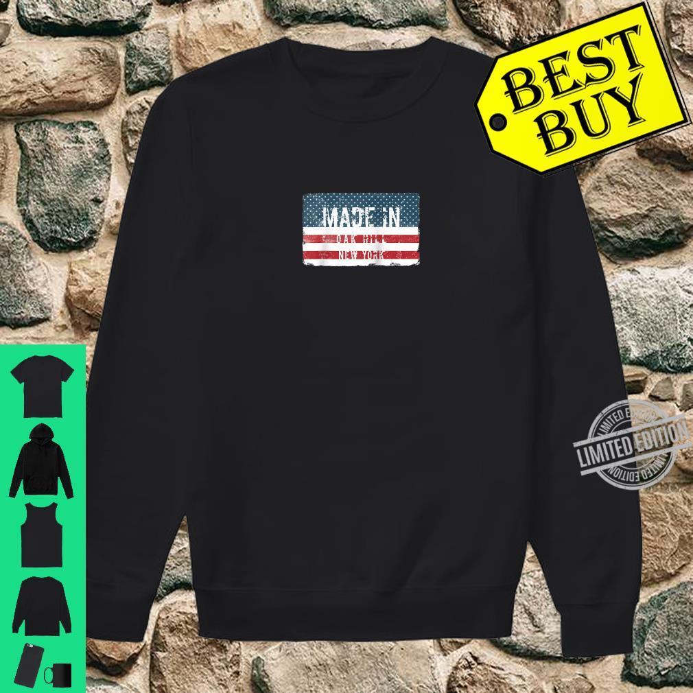 Made in Oak Hill, New York Shirt sweater
