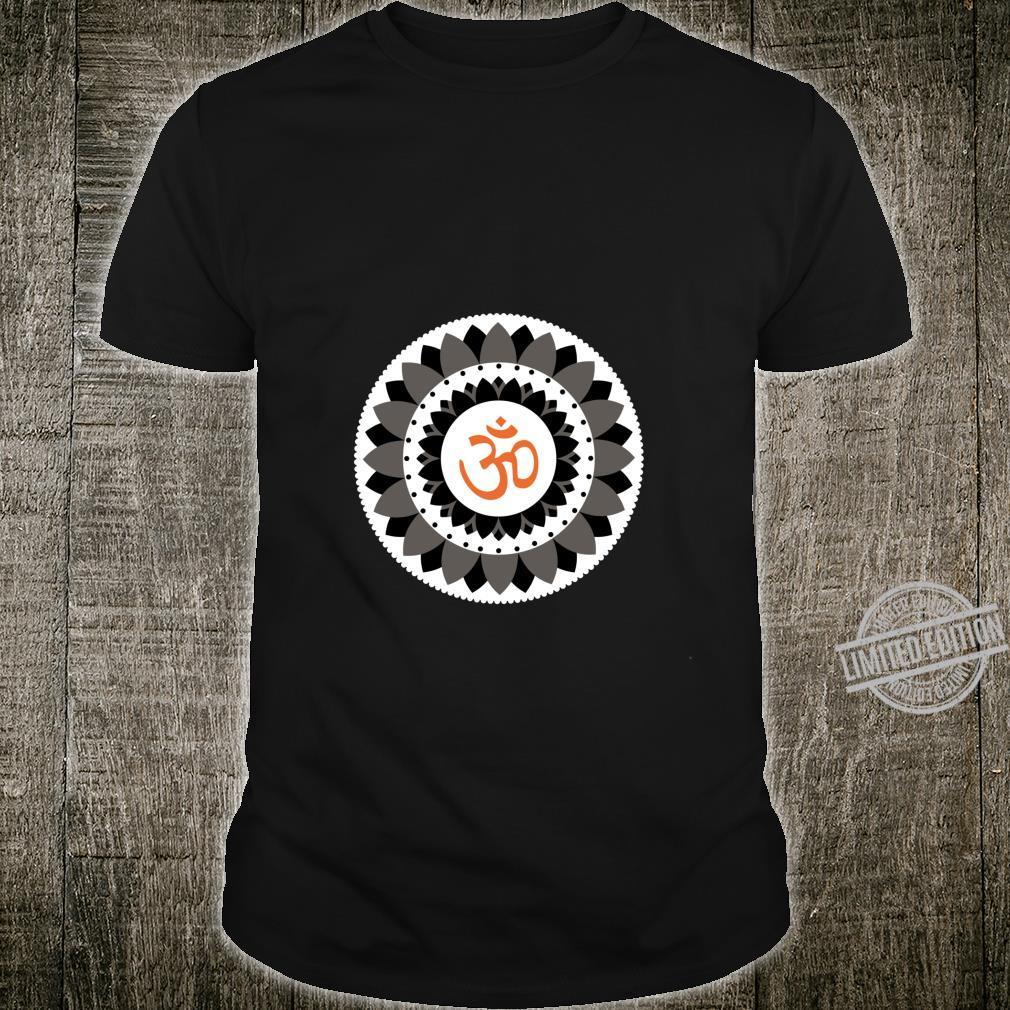 NAMASTE YOGA PRANA OM Spread Peace Shirt