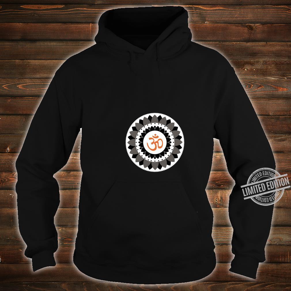 NAMASTE YOGA PRANA OM Spread Peace Shirt hoodie
