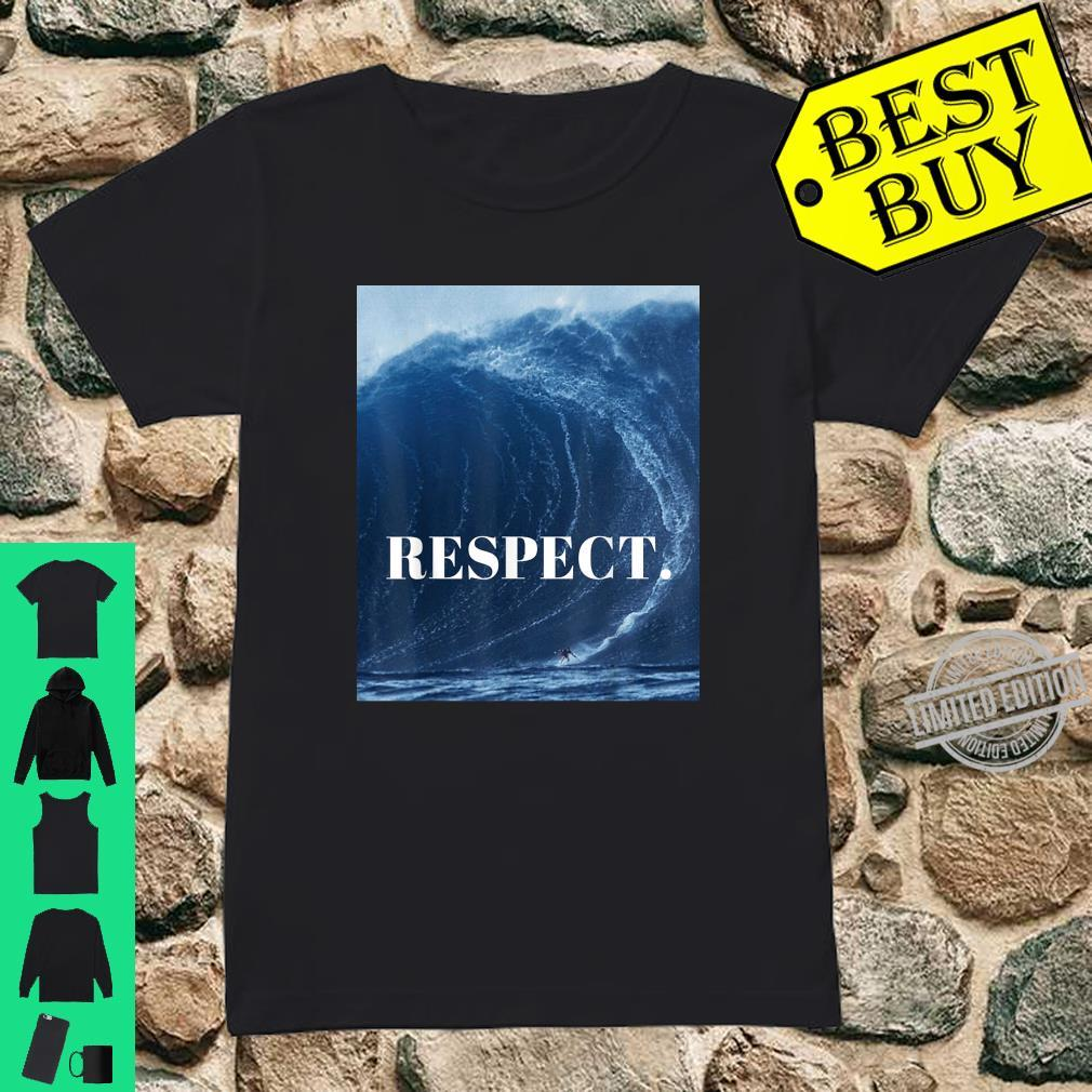 RESPECT. Shirt ladies tee