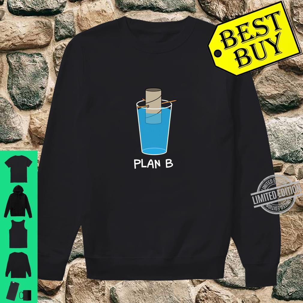 Toilet Paper Shortage Empty Roll Grow Seed Langarmshirt Shirt sweater