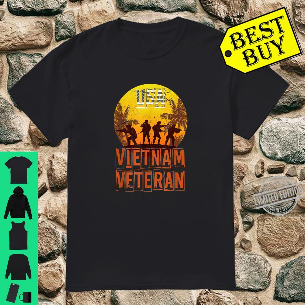 USA Vietnam Shirt